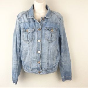 Daughters of the Liberation Blue Jean Denim Jacket